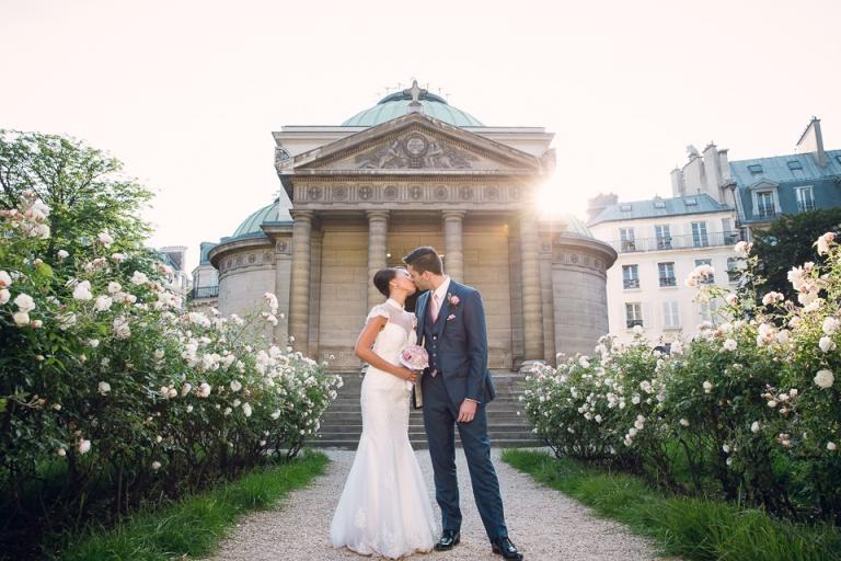 mariage à la chapelle Expiatoire