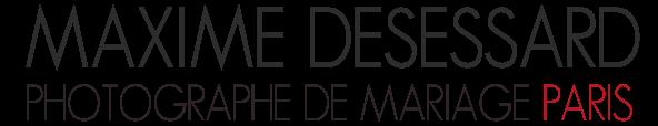 Photographe mariage Paris logo