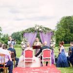 cérémonie de mariage avec Aude officiante