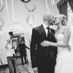 début de la soirée de mariage