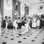 danse hip hop pendant le mariage