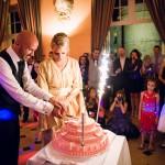 pièce montée de mariage au château d'Esclimont