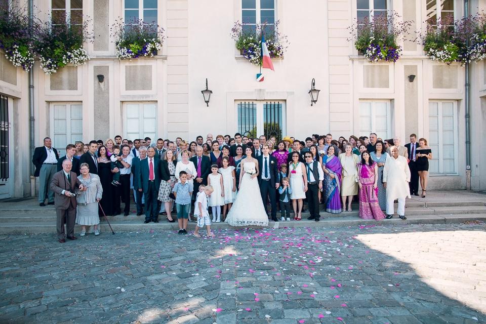 photos de famille paris