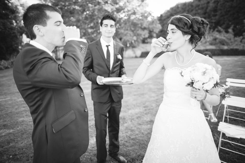 les mariés cocktail paris