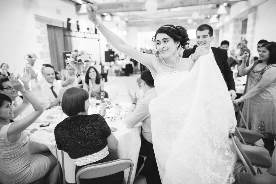 Mariage au domaine de Champgueffier