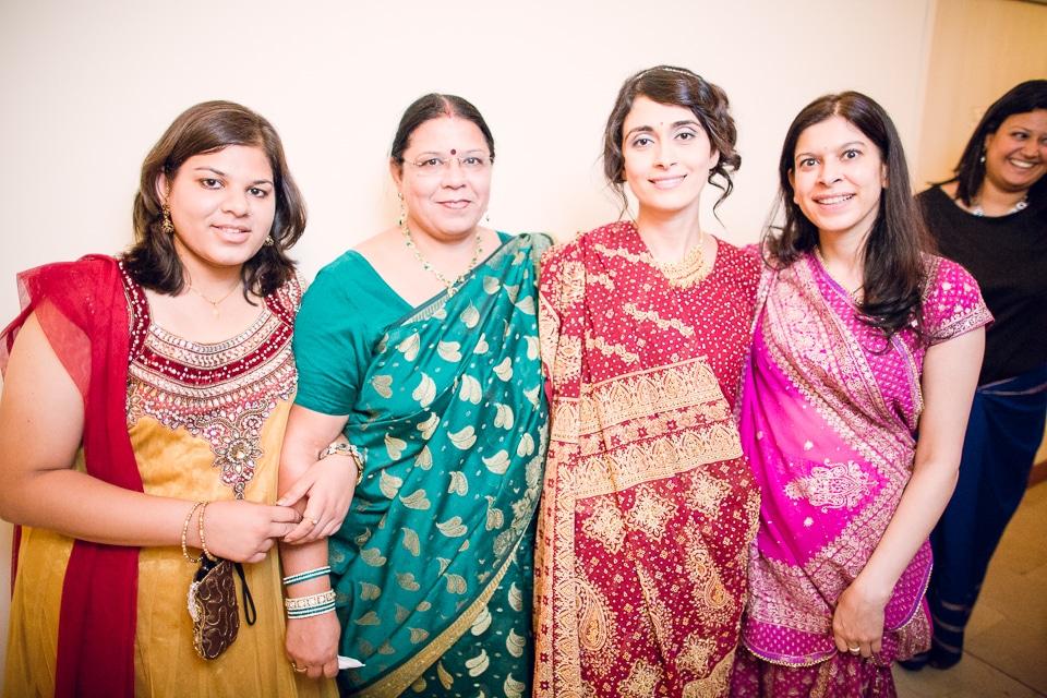 jolies tenues indiennes de mariage