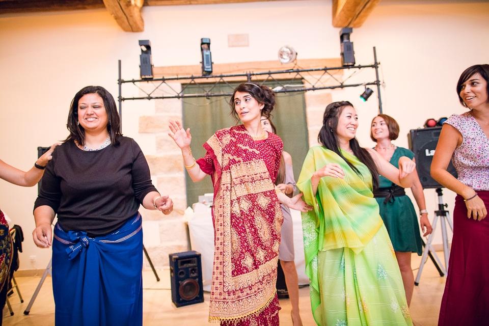 danses orientales de mariage