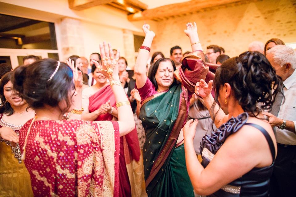 danse des femmes mariage