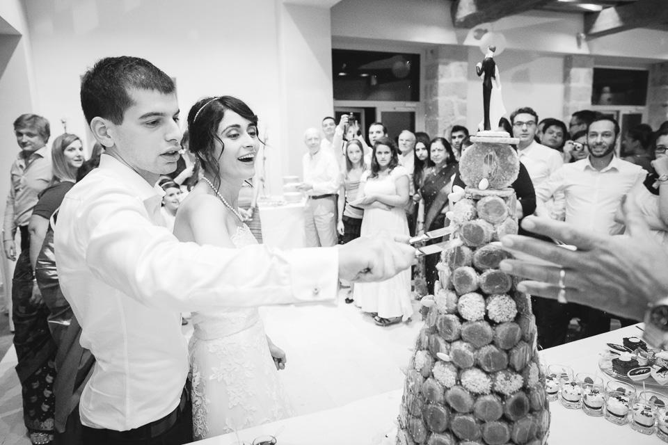 pièce montée de mariage