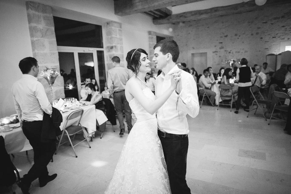 première danse de mariage
