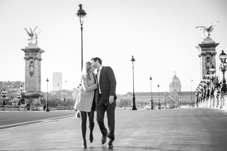 Photos avant le mariage